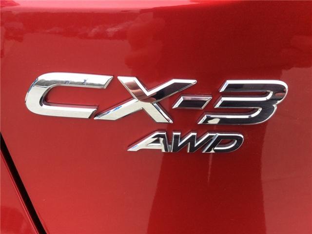 2016 Mazda CX-3 GT (Stk: 03335P) in Owen Sound - Image 21 of 22