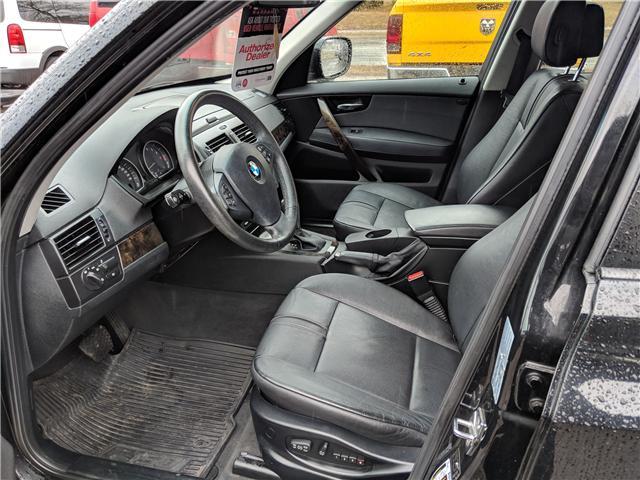 2010 BMW X3 xDrive30i (Stk: -) in Cobourg - Image 9 of 10