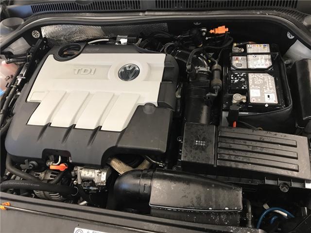 2011 Volkswagen Jetta 2.0 TDI Comfortline (Stk: 204115) in Lethbridge - Image 10 of 24