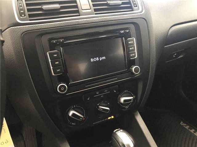 2011 Volkswagen Jetta 2.0 TDI Comfortline (Stk: 204115) in Lethbridge - Image 17 of 24