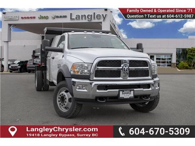 2018 RAM 5500 Chassis ST/SLT (Stk: J361657) in Surrey - Image 1 of 21
