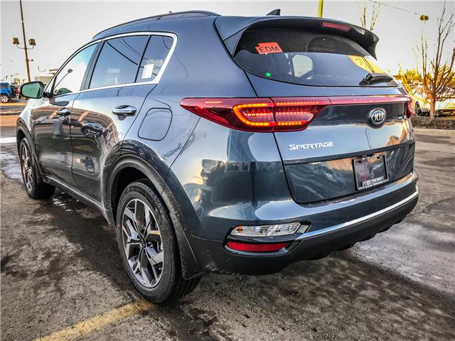 2020 Kia Sportage EX Premium (Stk: 21595) in Edmonton - Image 4 of 24