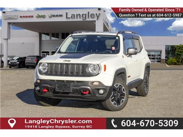 2016 Jeep Renegade Trailhawk (Stk: J856891A) in Surrey - Image 3 of 43