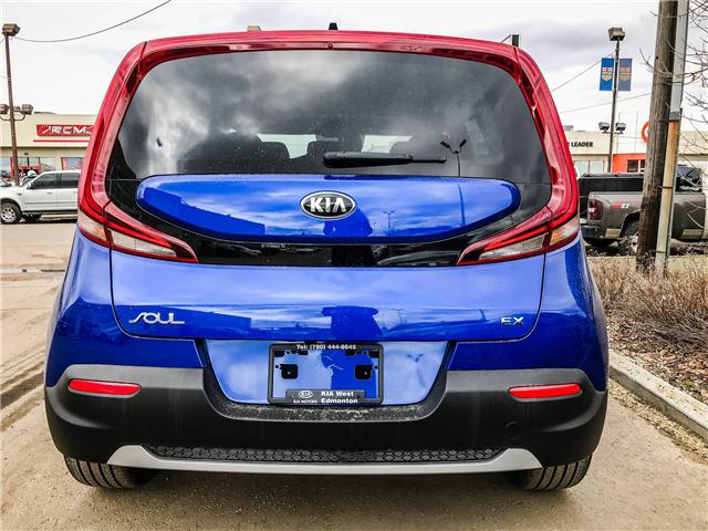 2020 Kia Soul EX Limited (Stk: 21593) in Edmonton - Image 3 of 12