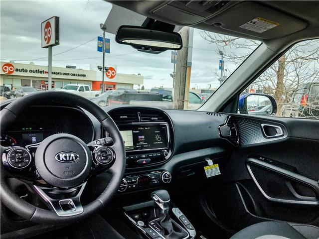 2020 Kia Soul EX Limited (Stk: 21593) in Edmonton - Image 7 of 12