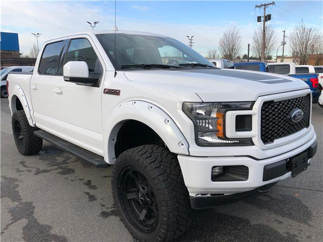 2018 Ford F-150 XLT (Stk: LP1996) in Vancouver - Image 7 of 24