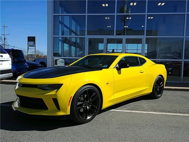 2018 Chevrolet Camaro 1LS (Stk: 19047A) in New Minas - Image 1 of 21