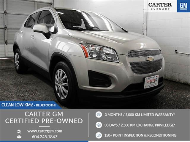 2013 Chevrolet Trax LS (Stk: T9-85211) in Burnaby - Image 1 of 22