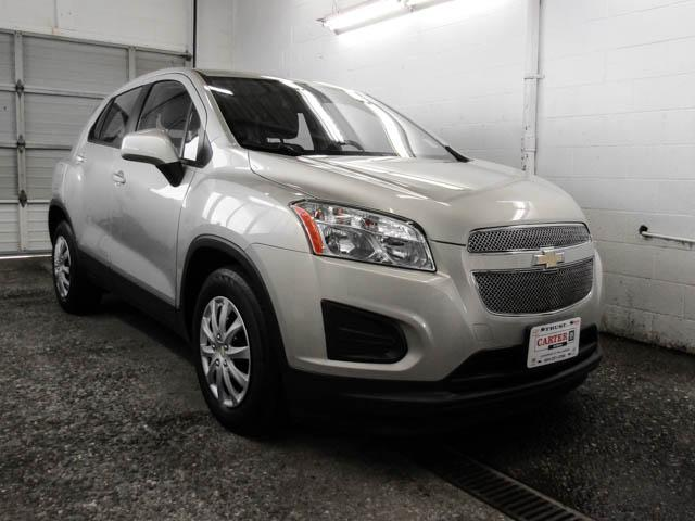 2013 Chevrolet Trax LS (Stk: T9-85211) in Burnaby - Image 2 of 22