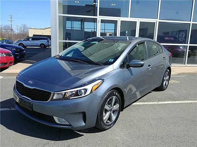 2018 Kia Forte 2.0L LX+ (Stk: U0331) in New Minas - Image 1 of 19