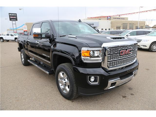 2019 GMC Sierra 3500HD Denali (Stk: 172751) in Medicine Hat - Image 1 of 31