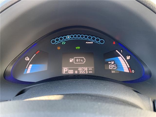 2015 Nissan LEAF SV (Stk: H19-0058P) in Chilliwack - Image 12 of 13