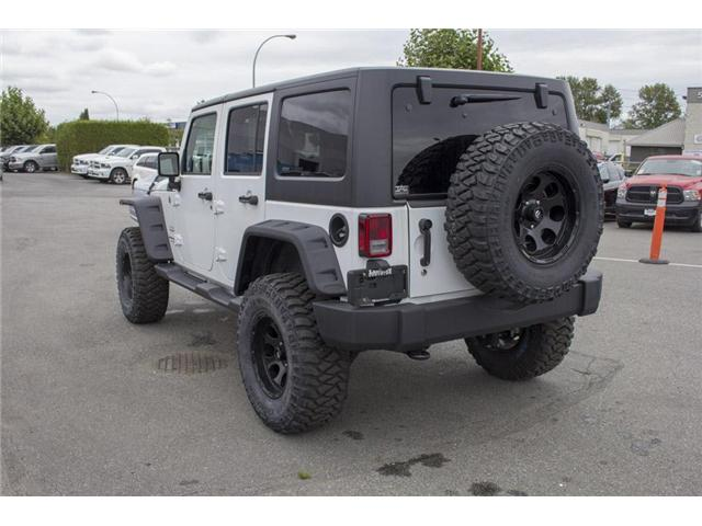 2018 Jeep Wrangler JK Unlimited Sahara (Stk: J810233) in Surrey - Image 5 of 30