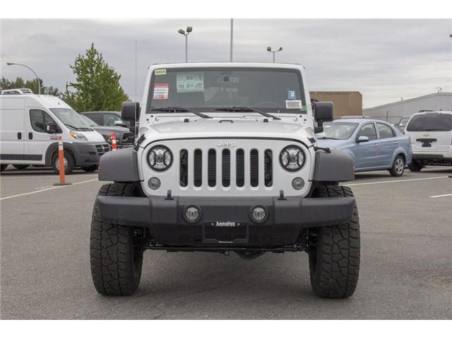 2018 Jeep Wrangler JK Unlimited Rubicon (Stk: J810221) in Surrey - Image 2 of 28