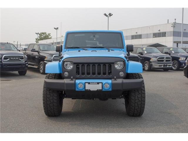 2018 Jeep Wrangler JK Unlimited Sahara (Stk: J864087) in Surrey - Image 2 of 19