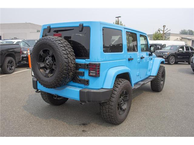 2018 Jeep Wrangler JK Unlimited Sahara (Stk: J864087) in Surrey - Image 7 of 19