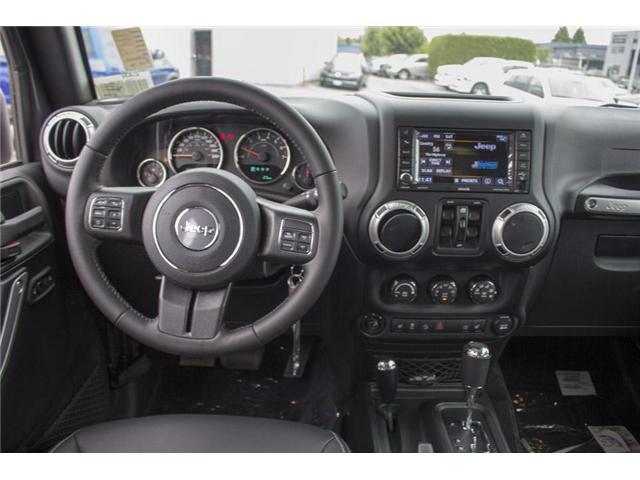 2018 Jeep Wrangler JK Unlimited Sahara (Stk: J864102) in Surrey - Image 15 of 28