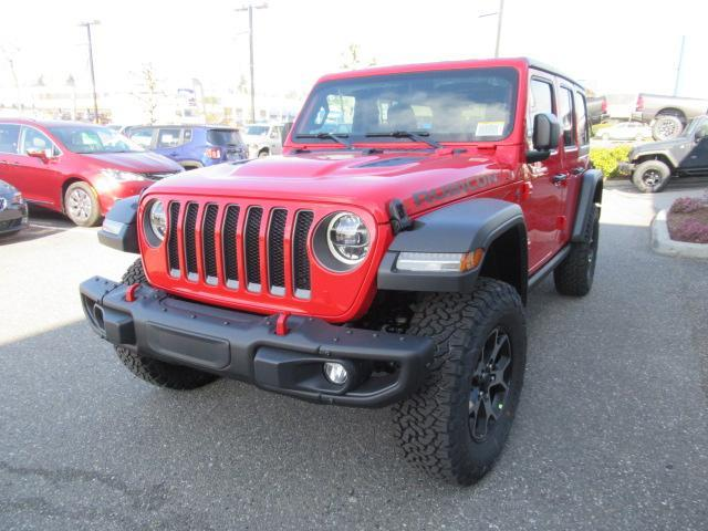 2018 Jeep Wrangler Unlimited Rubicon (Stk: J104376) in Surrey - Image 3 of 13