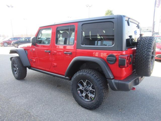 2018 Jeep Wrangler Unlimited Rubicon (Stk: J104376) in Surrey - Image 5 of 13