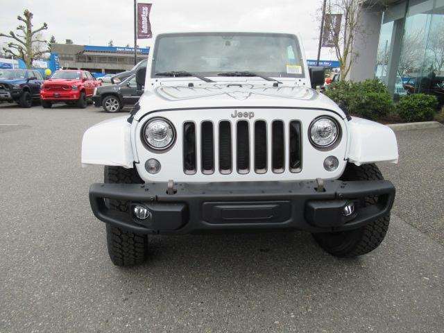 2018 Jeep Wrangler JK Sport (Stk: J886147) in Surrey - Image 2 of 11