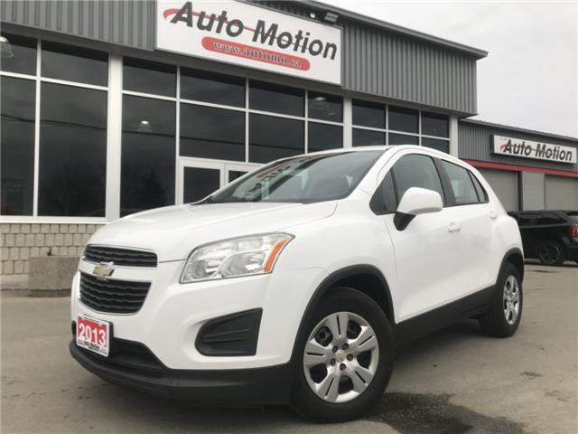 2013 Chevrolet Trax LS (Stk: 19288) in Chatham - Image 1 of 16