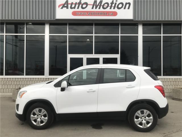 2013 Chevrolet Trax LS (Stk: 19288) in Chatham - Image 2 of 16