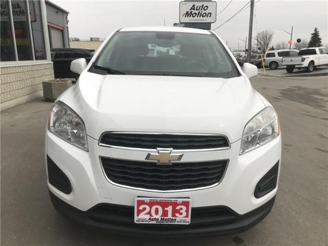 2013 Chevrolet Trax LS (Stk: 19288) in Chatham - Image 4 of 16