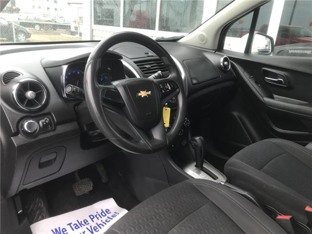 2013 Chevrolet Trax LS (Stk: 19288) in Chatham - Image 9 of 16