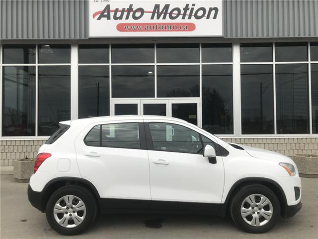 2013 Chevrolet Trax LS (Stk: 19288) in Chatham - Image 3 of 16