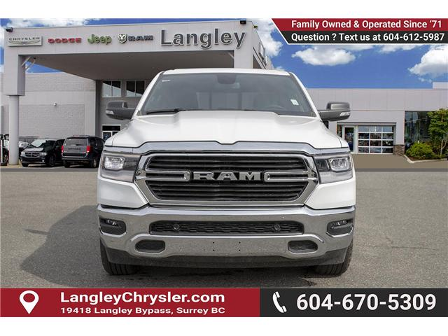2019 RAM 1500 Big Horn (Stk: K527807) in Surrey - Image 2 of 24