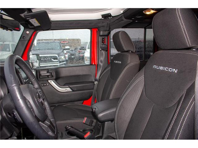 2018 Jeep Wrangler JK Unlimited Rubicon (Stk: EE898880) in Surrey - Image 7 of 24