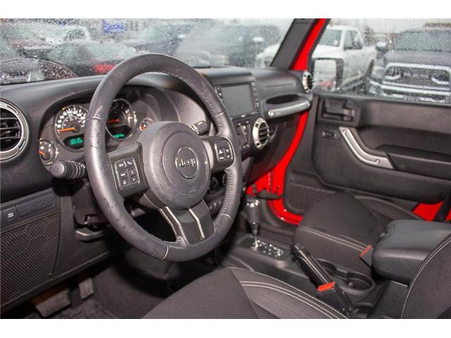 2018 Jeep Wrangler JK Unlimited Rubicon (Stk: EE898880) in Surrey - Image 8 of 24