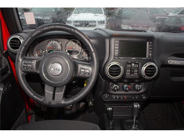 2018 Jeep Wrangler JK Unlimited Rubicon (Stk: EE898880) in Surrey - Image 10 of 24