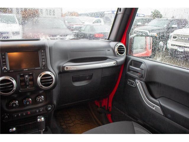 2018 Jeep Wrangler JK Unlimited Rubicon (Stk: EE898880) in Surrey - Image 11 of 24