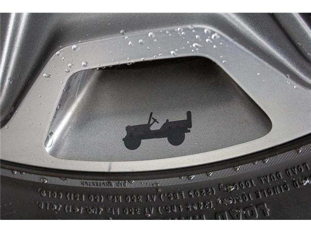 2018 Jeep Wrangler JK Unlimited Rubicon (Stk: EE898880) in Surrey - Image 16 of 24