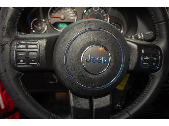 2018 Jeep Wrangler JK Unlimited Rubicon (Stk: EE898880) in Surrey - Image 18 of 24