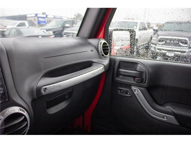 2018 Jeep Wrangler JK Unlimited Rubicon (Stk: EE898880) in Surrey - Image 21 of 24