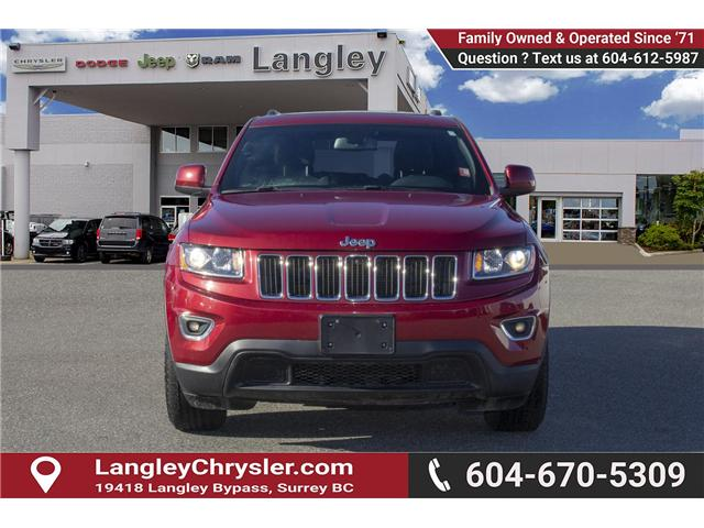 2015 Jeep Grand Cherokee Laredo (Stk: J292763A) in Surrey - Image 2 of 23