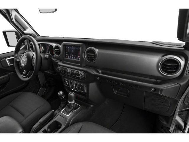 2018 Jeep Wrangler Unlimited Sahara (Stk: J223908) in Surrey - Image 9 of 9