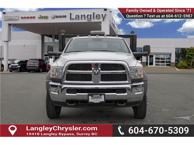 2018 RAM 5500 Chassis ST/SLT (Stk: J362318) in Surrey - Image 2 of 23