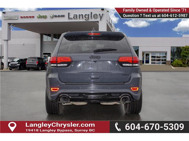 2018 Jeep Grand Cherokee SRT (Stk: EE899290) in Surrey - Image 5 of 30