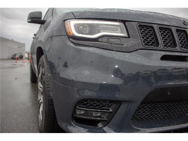 2018 Jeep Grand Cherokee SRT (Stk: EE899290) in Surrey - Image 6 of 30