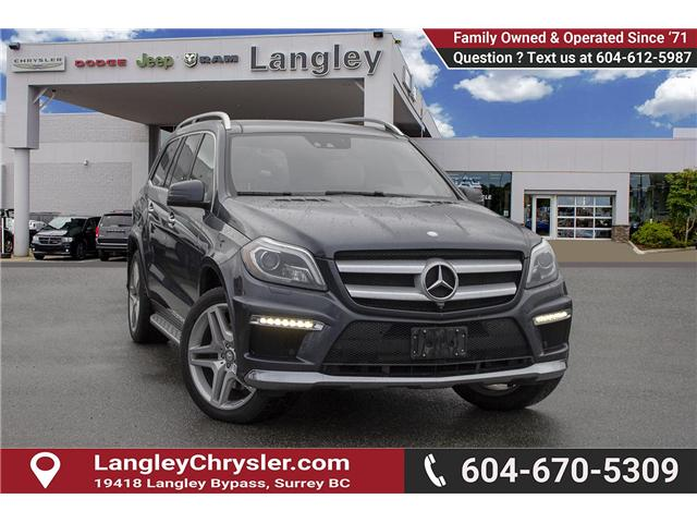 2014 Mercedes-Benz GL-Class Base (Stk: EE899370) in Surrey - Image 1 of 30