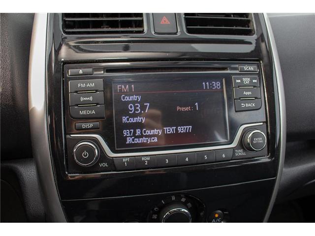 2016 Nissan Versa Note 1.6 S (Stk: EE899250B) in Surrey - Image 18 of 22