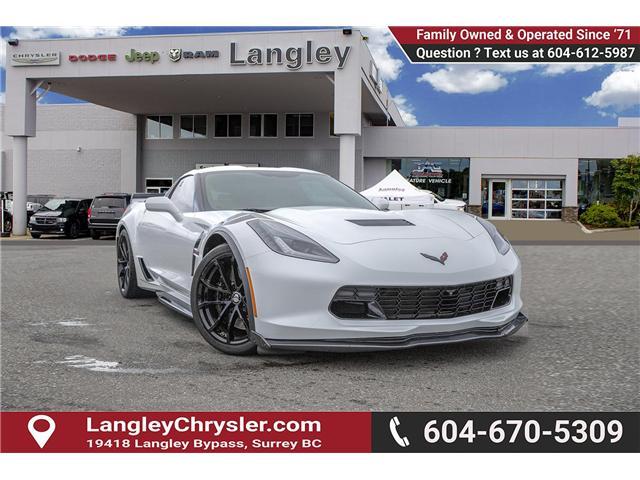 2017 Chevrolet Corvette Grand Sport (Stk: J327018A) in Surrey - Image 1 of 30