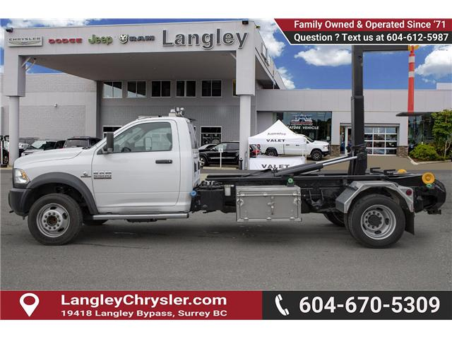 2018 RAM 5500 Chassis ST/SLT (Stk: EE900210) in Surrey - Image 4 of 19