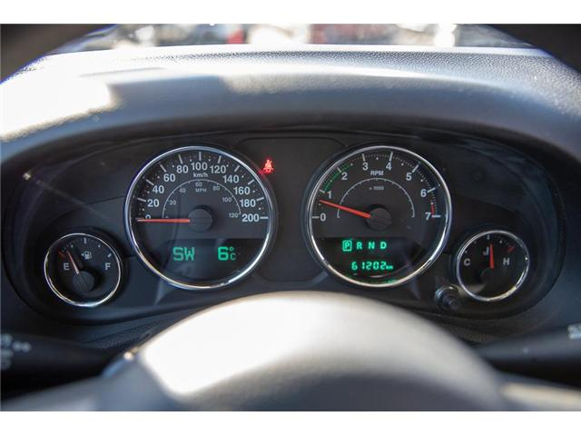 2016 Jeep Wrangler Unlimited Sahara (Stk: K549188A) in Surrey - Image 18 of 24