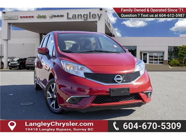 2015 Nissan Versa Note 1.6 SR (Stk: J313236A) in Surrey - Image 1 of 24