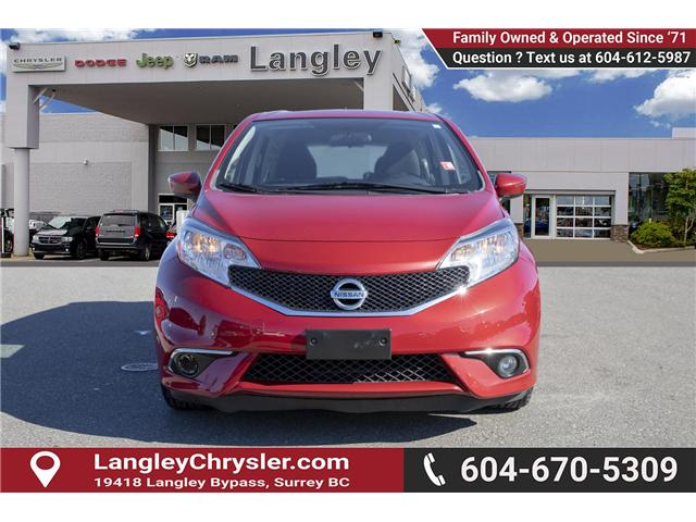 2015 Nissan Versa Note 1.6 SR (Stk: J313236A) in Surrey - Image 2 of 24