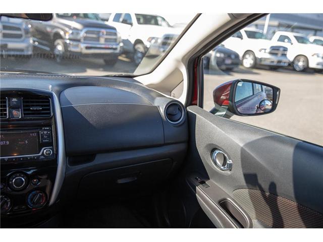 2015 Nissan Versa Note 1.6 SR (Stk: J313236A) in Surrey - Image 13 of 24